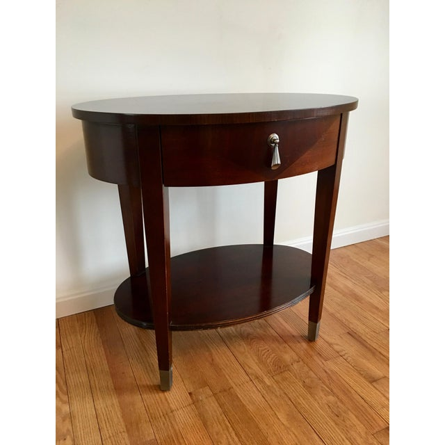 Ethan Allen Side Table - Image 3 of 4