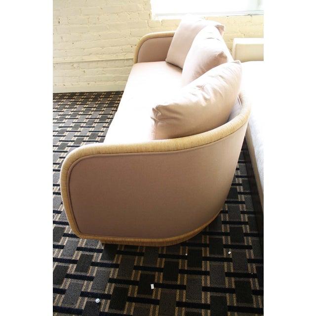 McGuire Laura Kirar Coastal Upholstered Sofa - Image 4 of 6