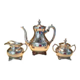 C. Zurita Mexican Coffee Set - Set of 3