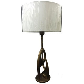 Rembrandt Lamp Co Biomorphic Sculptural Lamp