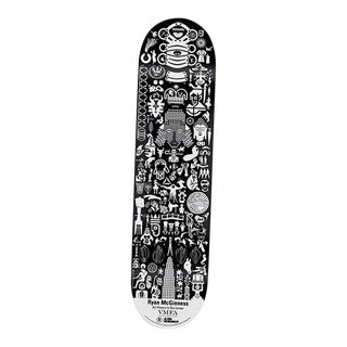 Limited Edition Ryan McGinness Skate Deck