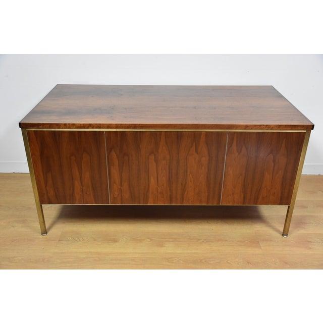 Walnut Executive Desk - Image 11 of 11