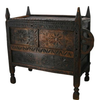 Antique Dowry Chest