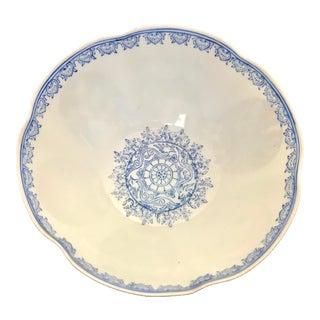 Painted Fine Bone China Bowl