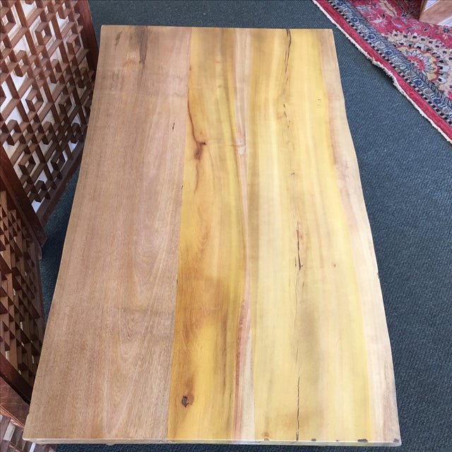 Salvaged Wood Cocktail Table - Image 10 of 10