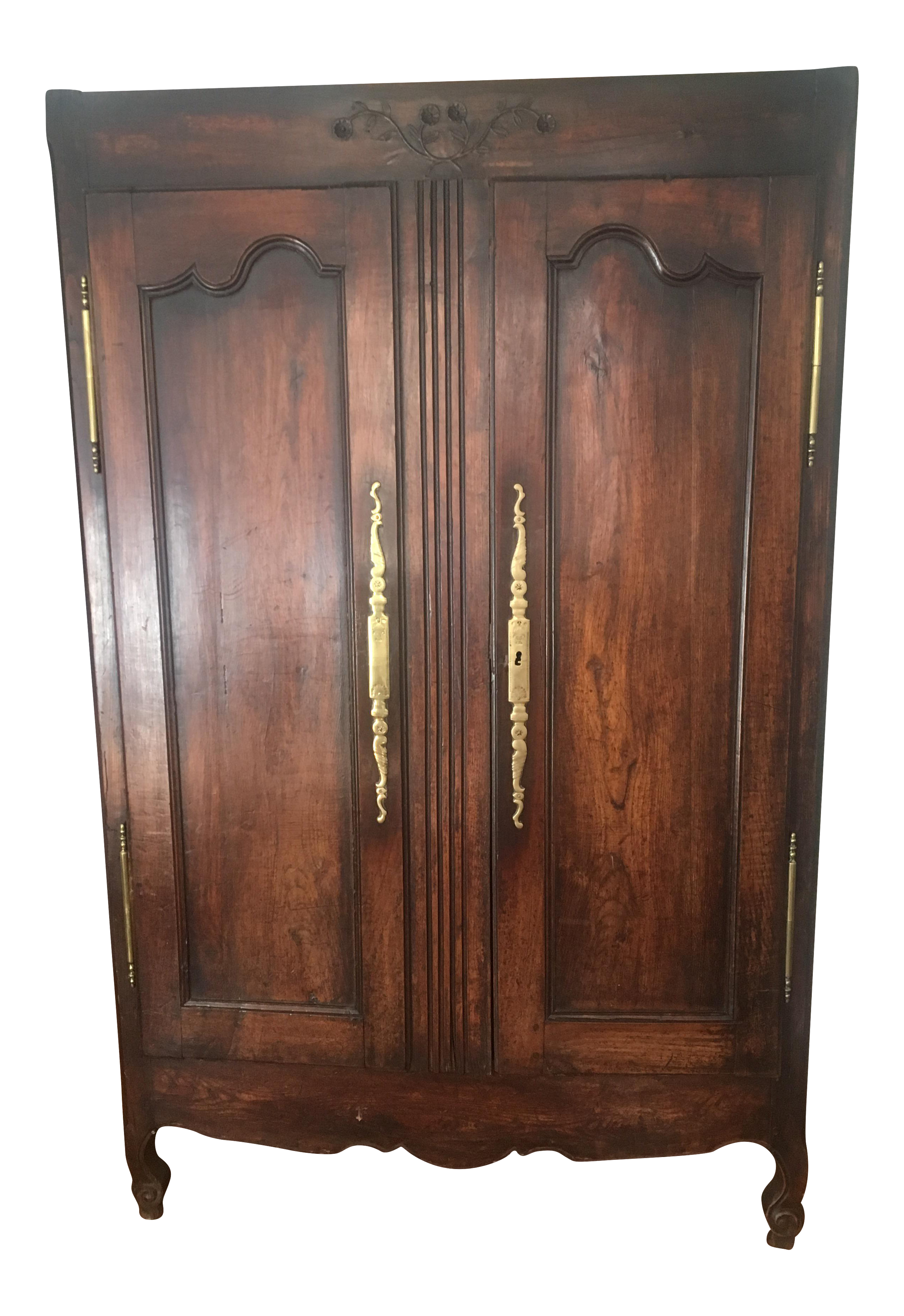 antique furniture armoire. antique french country armoire furniture f