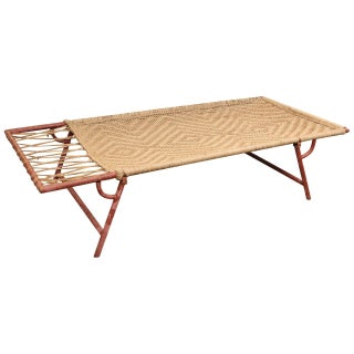English Folding Metal Day Bed