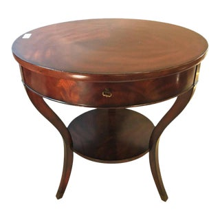Noble Estate Ralph Lauren Bedside / Lamp Table