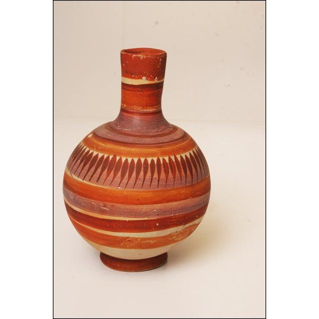 Native American Navajo Vase - Image 4 of 11