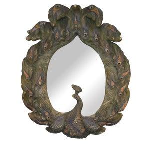 Josephine Mead Peacock Mirror