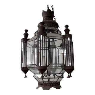 Moroccan Style Hanging Lantern