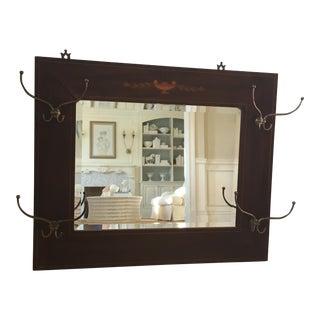 Antique Hall Mirror