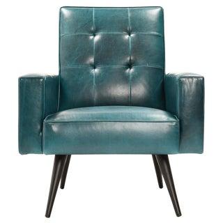 Jaxon Home Stark Leather Lounge Chair