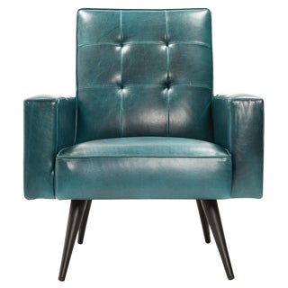 Jaxon Home Stark Leather Lounge Chair