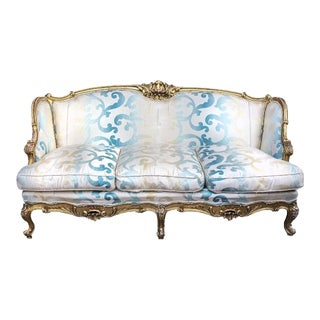 17th C. French Louis XV Sofa