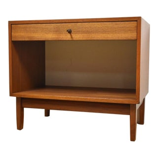 Kipp Stewart for Calvin Walnut Nightstand
