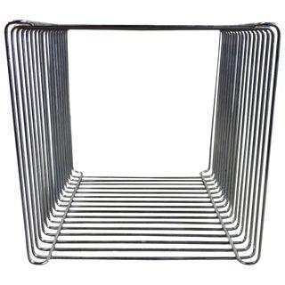 Mid-Century Pantonova Wire Cube