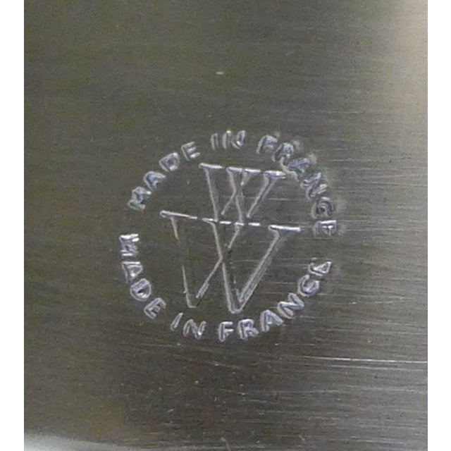 Image of Custom Waterworks Federal Bow Front Chest Sink