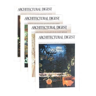 Vintage Architectural Digest 1975 Bundle