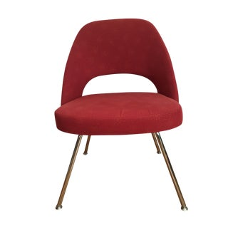 Eero Saarinen Red Executive Chair