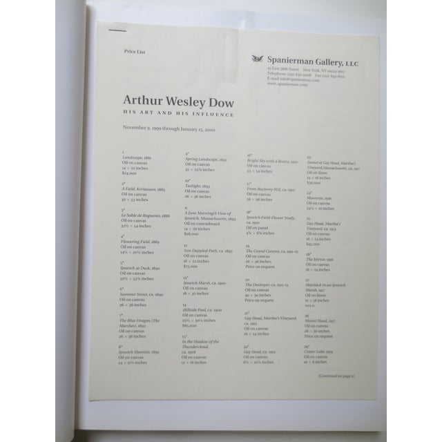 Arthur Wesley Dow: His Art & Influence - Image 6 of 10