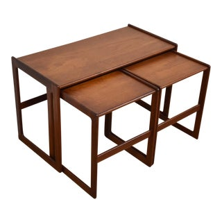 Arne Hovmand Olsen Nesting Tables - Set of 3