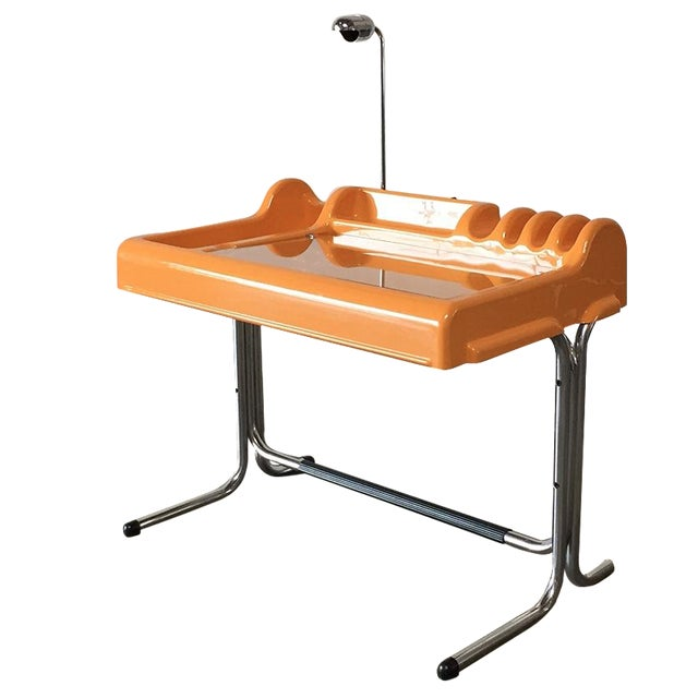Molteni & C Orix Molded Plastic Desk - Image 1 of 7
