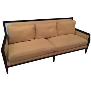 A. Rudin Contemporary Sofa