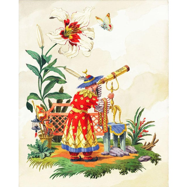 """The Astronomer"" Giclée Print - Image 3 of 3"
