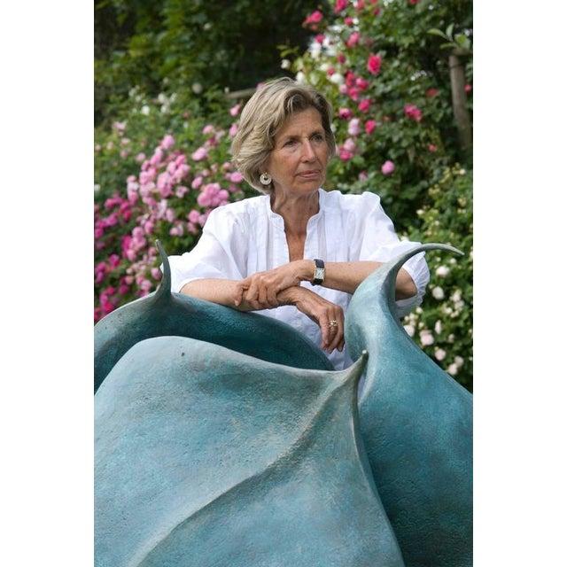 Customizable: La Promesse, Iris Foetida Seed Pod by Anne Curry MRBS - Image 6 of 11