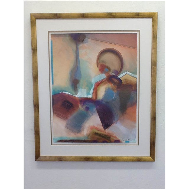Figurative Abstract Painting by Daniel Kime - Image 2 of 6