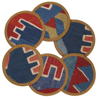 Hatipemin Kilim Coasters - Set of 6