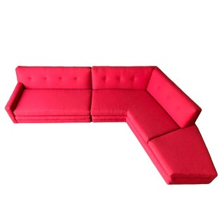 Harvey Probber Style Angular Sectional