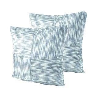 Ikat Hinabol Pillows - Pair