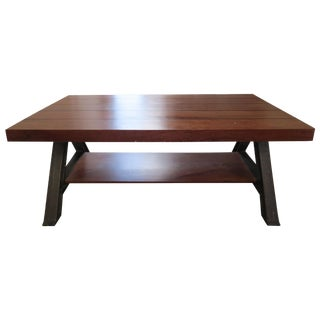 Richard Velloso for West Elm Coffee Table