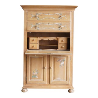 Secretary Desk Cabinet