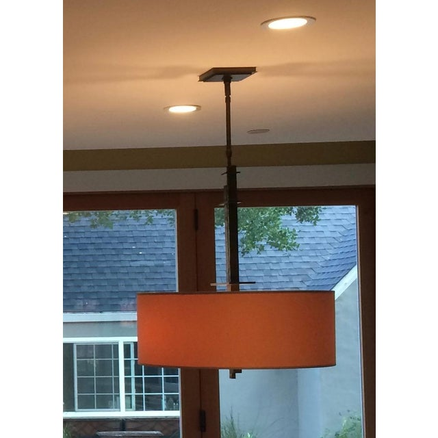 Hubbardton Forge Large Pendant Chandelier - Image 3 of 6