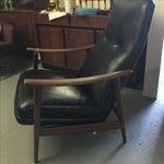 Image of Milo Baughman Reclining Lounge Chair