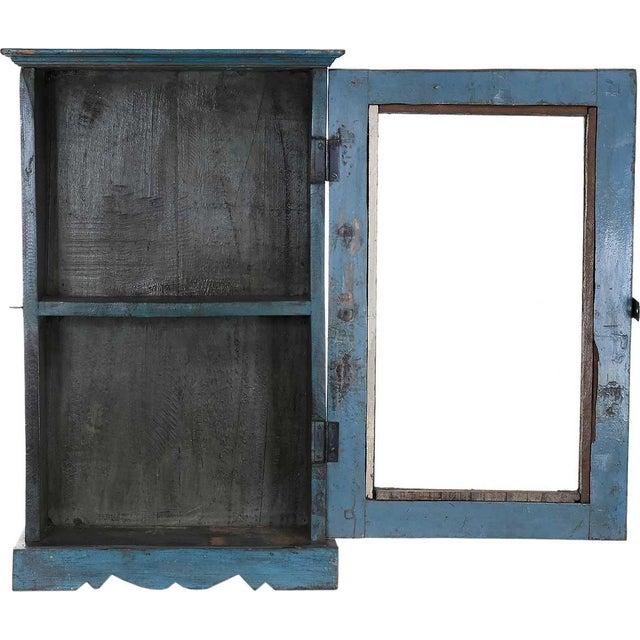 Venetian Showcase Wall Cabinet - Image 3 of 4