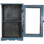 Image of Venetian Showcase Wall Cabinet