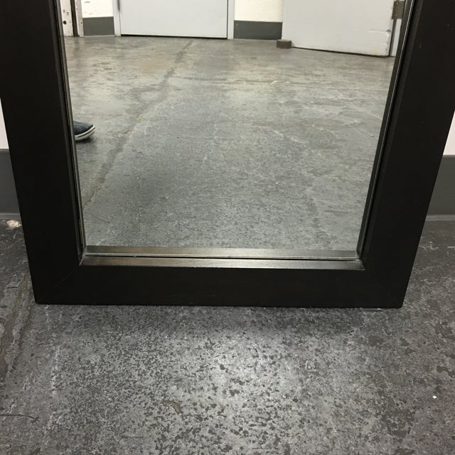 Image of Custom Made Leaning Mirror