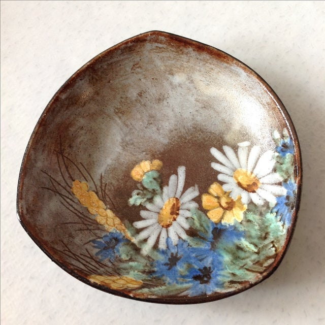 Alexandre Kostanda French Art Pottery Bowl - Image 3 of 11