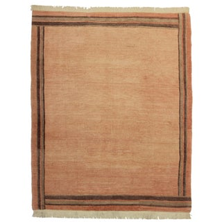 "Hand Knotted Wool Rug - 6'5"" x 8'2"""