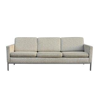 Mid-Century Modern Knoll Style Sofa