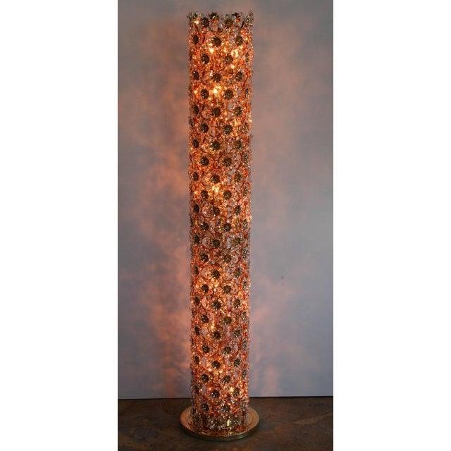 Image of Mid-Century Palwa Floor Lamp