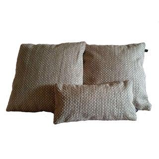 Nobilis Grain De Cafe Pillow Covers - Set of 3