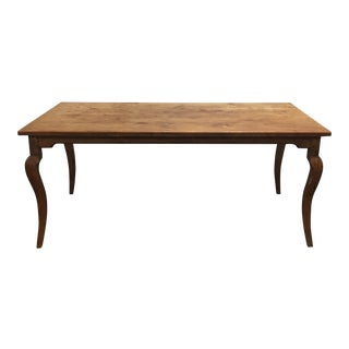 Vintage Solid Fir Dining Table