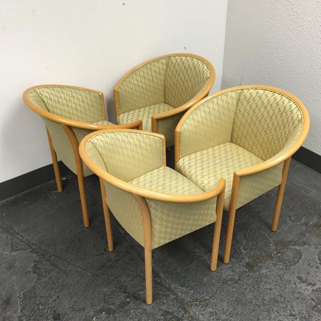 Brayton International Jodie Chairs - Set of 4 - Image 8 of 11