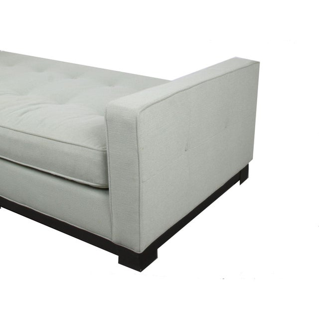 Modernist Transitional Tufted Daybed Mitchell Gold - Image 2 of 4