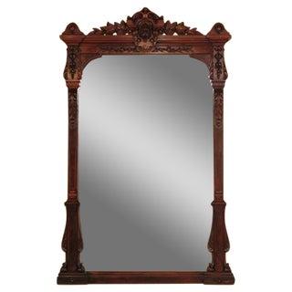 American Victorian Pier Mirror